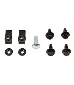 Kit de montage support batterie - Mustang 1965/70