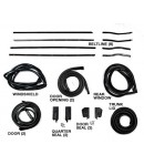 Kit joints peinture - Ford Mustang coupe 1967