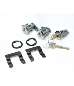 67/69 Barillets de porte et Neiman avec clefs