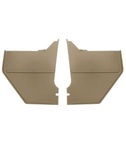 Kit de garniture plastique AV (pied de caisse)