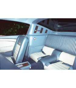 67 KIT INTERIEUR CONVERTIBLE INTERIEUR STANDARD ROUGE
