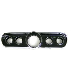 cache pour compteur noir 1965 GT Standard