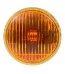 67/68 ampoule ambrée, bulbe