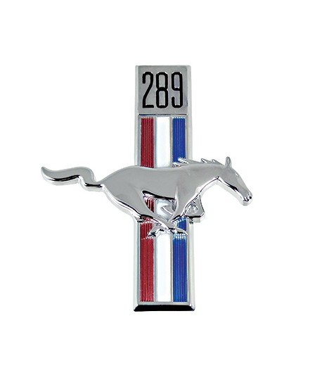Cheval ornement Mustang 67/68 Droit 289
